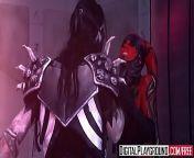 DigitalPlayground - Star Wars One Sith - XXX Parody Kleio Valentein from telugu xxx war