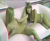 Porn Films 3D - Bi teen porn Lina Napoli, Gina Gerson anal-porn threesome from wayfarer 3d porn