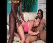 Big Black Cock in Both Ends from nivetha thomas nude fuck imagesdki ki nangi chut ki photo