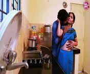 ANJALI (Telugu) as House Wife, Husband - Lovely Romance in KITCHEN from anjali tarak mehta sexy xxarasi sex