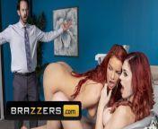 Brazzers - Redhead lesbians lick pussy at dentist office from sampul nurse japan xxx lesbian sex