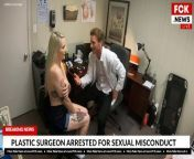 FCK News - Plastic Surgeon Caught Fucking Tattooed Patient from doctor misbehaving with patient hothemale nun sex videos