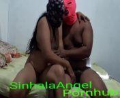 Fucking Lady with Fun from sinhala school girl wal katha