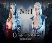 Queen Of Thrones: Part 1 (A XXX Parody) - Brazzers from flygirl parody xxx