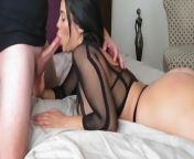 Hot Latina, Sahara Leone. 1st ever Porn, Big Round Ass and 34 DD tits. from mariah leone