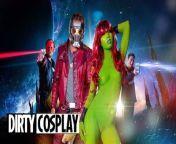 LETSDOEIT - DIRTY COSPLAY - Intergalactic Fuckgitives from doraemon porn comics in english