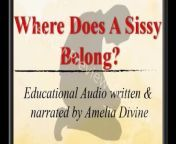 Where Does A Sissy Belong? Preview | Audio Only from 11sex35 mp3